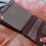کیف اسپرت دانشجویی از چرم گاو