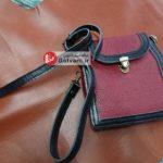 کیف اسپرت دو رنگ زنانه