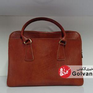 کیف چرمی دیپلمات اسپرت مردانه
